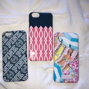 Accessories - iPhone 6 cases ( Lilly Pulitzer, PINK )